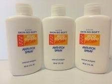 Avon Skin So Soft Bug Guard Plus Anti-itch spray Lot of (Avon Use Skin So Soft)