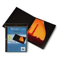 Art Profolio Black Refill - Itoya Art Profolio black MOUNTING BOARD refills for multi-ring 11x17 albums - 11x17