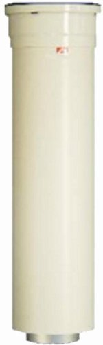 Rinnai 224265 19.5-Inch Metal Vent Pipe Extension by Rinnai 1 Rinnai 224265 19.5-Inch Metal Vent Pipe Extension Small White