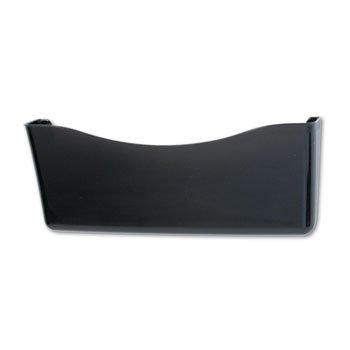 rubbermaid Unbreakable Single Pocket Wall File, Legal, Smoke