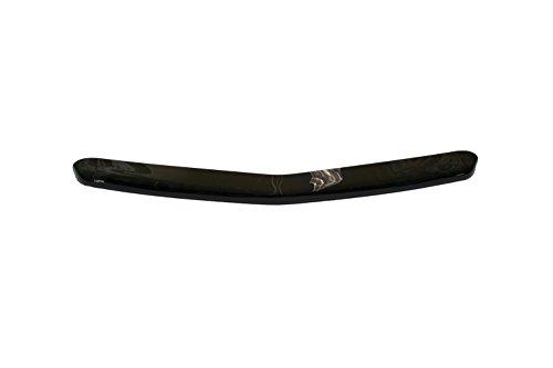 Lund 18029 Interceptor Smoke Hood Shield for 1994-2005 Chevrolet S10 & GMC Sonoma; 1995-2001 S10 Blazer & Olds Bravada; 1995-2005 GMC S15 Jimmy; 1998-2001 GMC - Sonoma Shield Gmc Bug