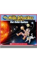 Magic School Bus Presents: Our Solar System 9351035409 Book Cover