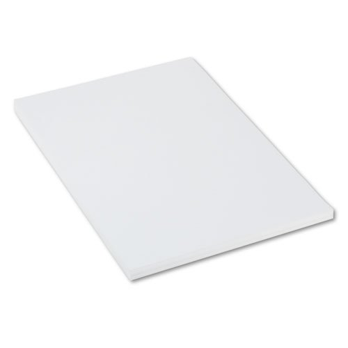 Pacon 5226 Heavyweight Tagboard, 36 x 24, White, 100/Pack