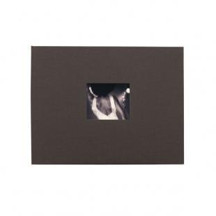 - Newport' postbound CHOCOLATE/white album 8½x11 by Kolo - 8.5x11