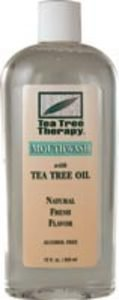 Tea Tree Oil Mouthwash LIQ (12z ) (Tea Tree Therapy Mouthwash)