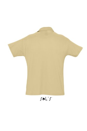 SOL´s Summer Poloshirt Sand, XL