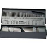 115 PIECE COBALT SCREW MACHINE DRILL SET by MICHIGAN DRILL
