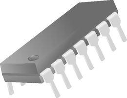 Texas Instruments CD40106BE CD40106 CMOS Hex Schmitt Triggers DIP14 5 Pack