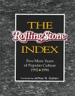 The Rolling Stone Index, Five More Years of Popular Culture, 1992-1996, , 1560750456