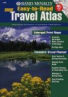 Easy-to-Read Travel Atlas, Rand McNally Staff, 0528839071