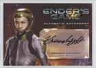 Brandon Soo Hoo as Fly Molo (Trading Car-card) 2014 Cryptozoic Ender's Game - Autographs #A8