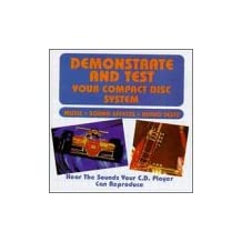 Demonstrate & Test Your Compact Disc System