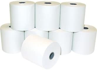 20 Thermal Till Rolls 44x70 For Your Terminal 44mm x 70mm *Best Price*