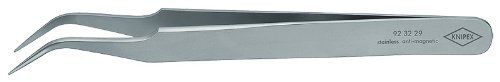 KNIPEX 92 32 29 Precision Tweezers by KNIPEX Tools