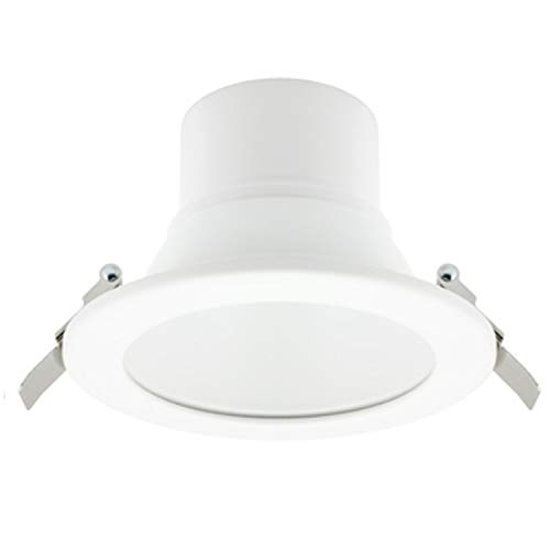American Lighting EM4-30-WH EPIQ MAG 4-Inch Dimmable Module with Multiplier, Indoor/Outdoor Wet Locations, 120-277-Volt, 3000K Warm White, 12-Pack LED Downlight,