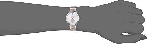 Michael Kors Damen Analog Quarz Uhr mit Edelstahl Armband MK3709 2