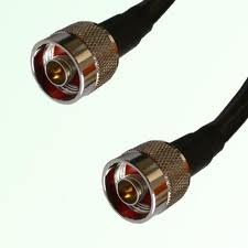 LMR-400 CABLE ASSEMBLY (N) MALE TO (N) MALE 3FT |
