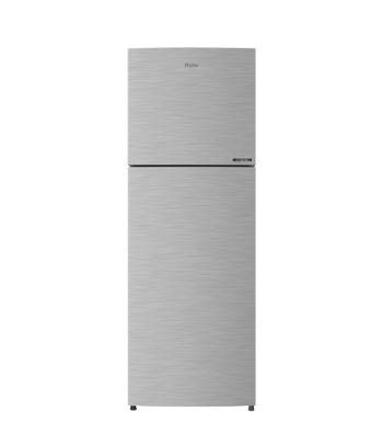 Haier 258 L Frost Free Double Door 3 Star 2019 Convertible Refrigerator  Brushline Silver, HRF 2783BS E