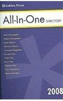 Gebbie Press All-In-One Directory 2008 (Gebbbie Press All-in-One Directory)