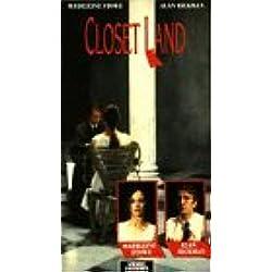Closet Land [VHS]