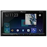 (Pioneer AVH-2440NEX Car Stereo Double Din Radio with Apple CarPlay, Android Auto and Bluetooth)