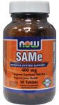 Now Foods SAMe 400 mg 30 Tablets For Sale