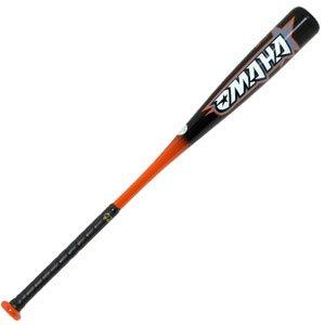 Louisville Slugger 2007 TPX Omaha Alloy Baseball Bat - Senior (Alloy Baseball Omaha Bats)