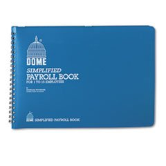 DOM710 - Dome Simplified Payroll Record