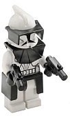 "Clone Commander (Clone Wars) - LEGO Star Wars 2"" Mini Figure with Full Armor Clone Wars"
