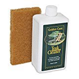 Golden Care Teak Cleaner, 3-Liter