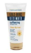 Gold Bond Ultimate Skin Therapy Cream Softening with Shea Butter - 5.5 oz