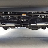 2014-2018 Dodge Ram 2500 Fox Dual Steering Stabilizer