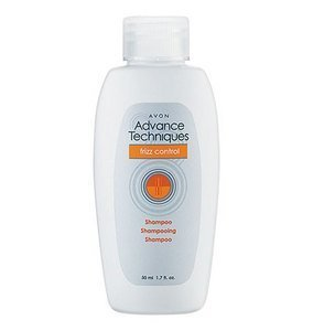 Avon Advanced Techniques Frizz Control Shampoo Travel Size