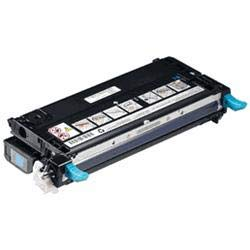 (Travis Technologies Compatible Toner Cartridge Replacement for Dell 3110cn / 3115cn Cyan Toner Cartridge)