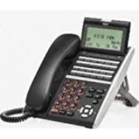 NEC DTZ-24D-3(BK) DT430 Digital 24 Button Display Endpoint BLACK PHONE Stock# 650004