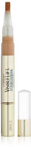 L'Oreal Paris Visible Lift Serum Absolute Concealer, Medium, 0.05 Ounce (Best Foundation For Under Eye Wrinkles)