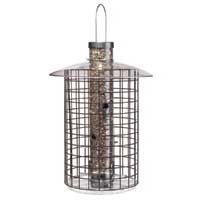Droll Yankee 20″ 6 Port Sun Flower Tube Domed Cage Feeder Review