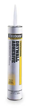 Adhesive, Professional Drywall, 28 Oz, Tan- Pack of 5