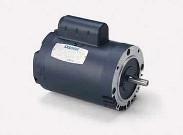 3 hp 3450 RPM 56C Frame ODP C-Face (no base) 230V Leeson Electric Motor # E113334 ()