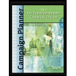 Download Campaign Planner for Integrated Brand Communications (3rd, 05) by [Paperback (2004)] pdf