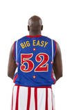 Harlem Globetrotters Big Easy Replica Jersey - Size: XL - Blue (Harlem Globe Trotters Basketball)