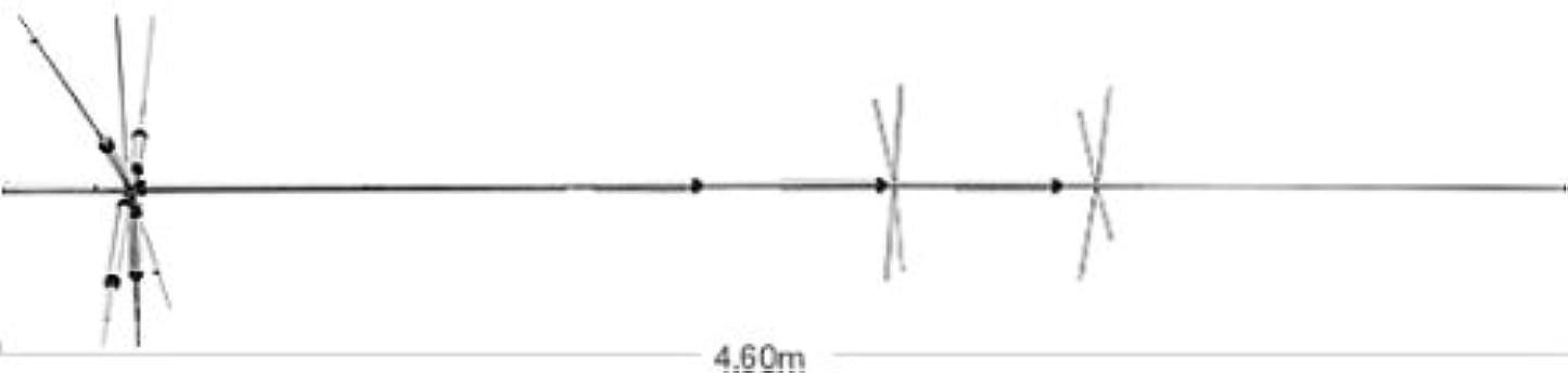 ドラマぺディカブエジプト人第一電波工業 ダイヤモンド 144/430MHz帯SMAフレキシブルハンディーアンテナ SRHF10