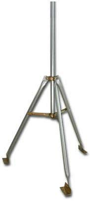 Ambient Weather EZ-48 Weather Station Tripod and Mast Assembly (Weather Station Roof Mount)