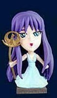 Saint Seiya mini Big Head Figure ultra anime Heroes Hades Zodiac Hen & Hades underworld Hen Athena single item