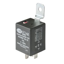 Adjustable Control Time Delay Relay Delay On Operate 12V 1 Min