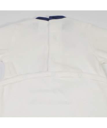 Pelele Bebe Real Madrid 101 - Tallas bebé - 6 Meses: Amazon.es: Hogar