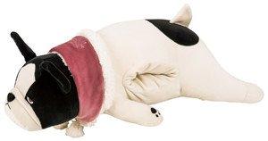 LivHeart Nemu 58922-98 - Saco de dormir con forma de bulldog francés