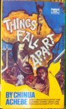 img - for Things fall apart--Chinua Achebe book / textbook / text book
