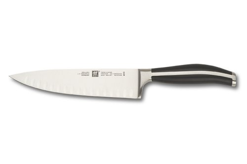 J.A. Henckels Twin Cuisine 8-Inch Hollow-Edge Chef's Knife - Ja Henckels Twin Cuisine