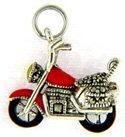 Judith Jack Motorcycle Charm